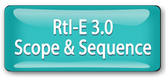 RtI-E 3.0 Scope & Sequence Button
